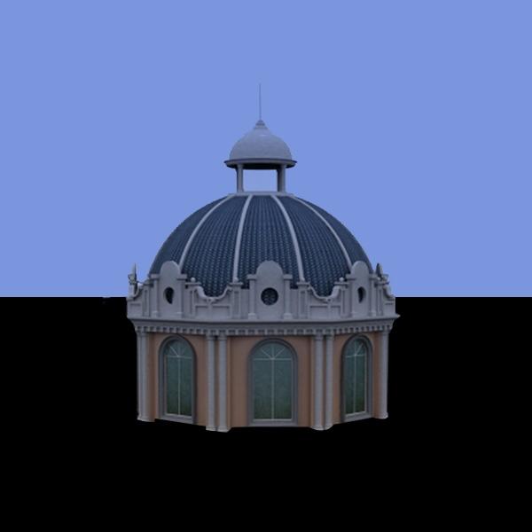信丰欧式穹顶