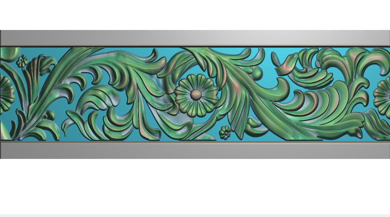 南康EPS浮雕之循环线条系列浮雕