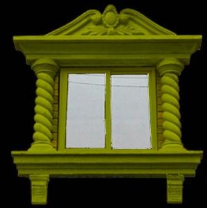 别墅装饰窗套